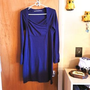 Athleta hot toddy purple dress